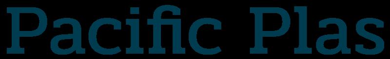Pacific Plas wordmark